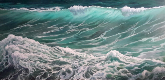 REBECCA DE WINTER - WAVES