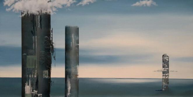 Cloud Seascape