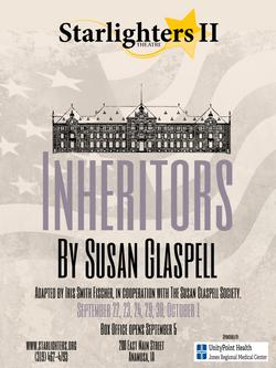 Inheritors Poster
