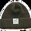 Thumbnail: Wool Hat - Dark Brown
