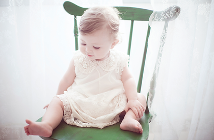 Sitting Child