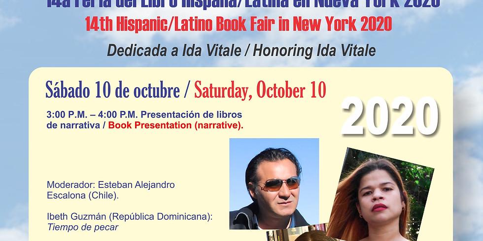 Feria del Libro Hispana de NY