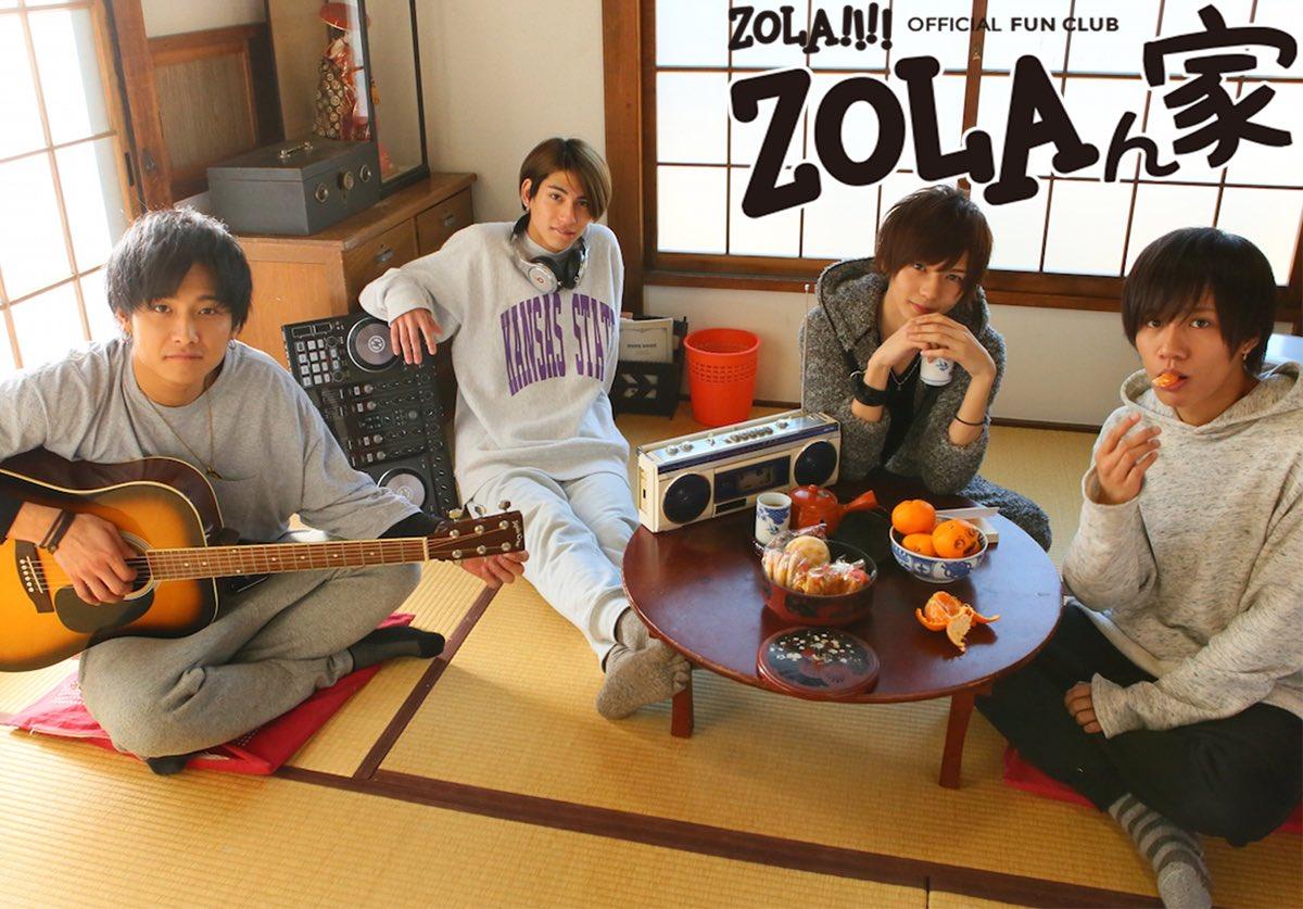 ZOLA初となる単独ツアー