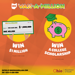 #Vax-A-Million- Enter to Win!
