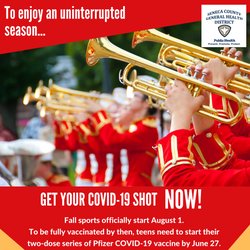 Enjoy Uninterrupted Band Season!