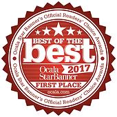 Ocala Best of the Best 2017, best tattoo shop, best tattoo artist, tattoo shop near me, ocala tattoo, ocala tattoo shop, tattoo gallery