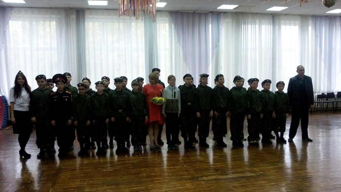 День учителя в городе Тольятти