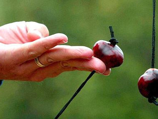 How to Cheat at Conkers