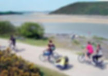 Cycling holiday in Cornwall
