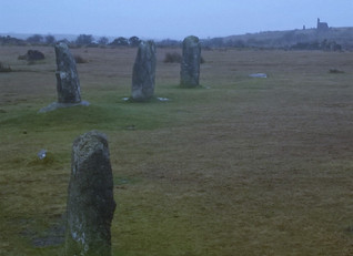 Bodmin Moor in Winter - a magical family trip out....No, really!