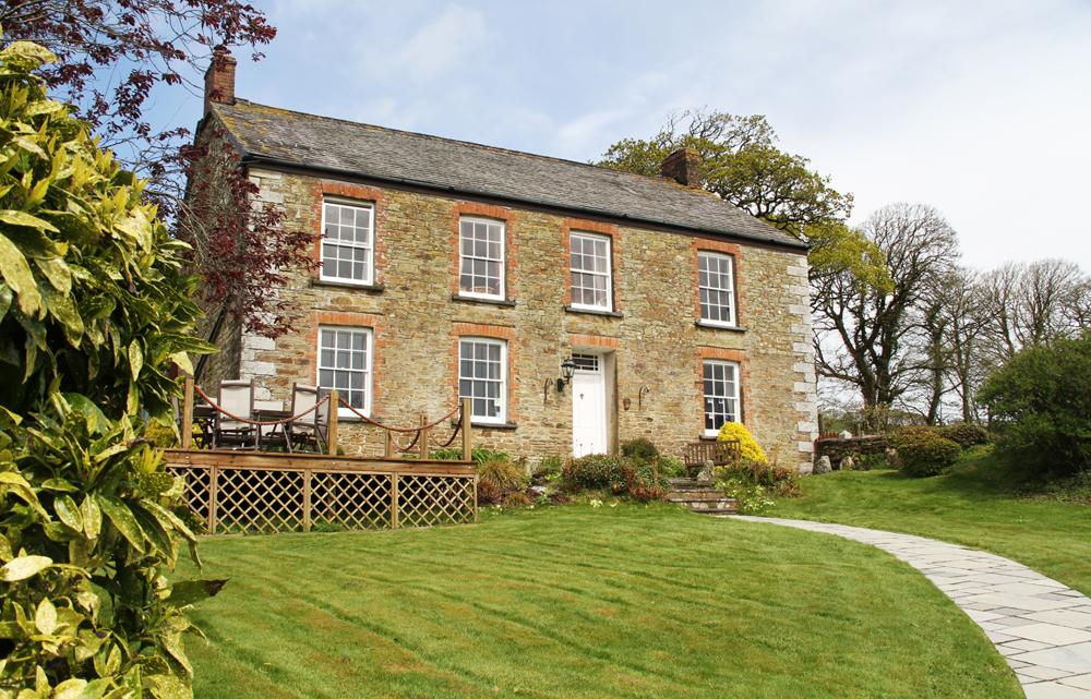 A lovely farmhouse B&B