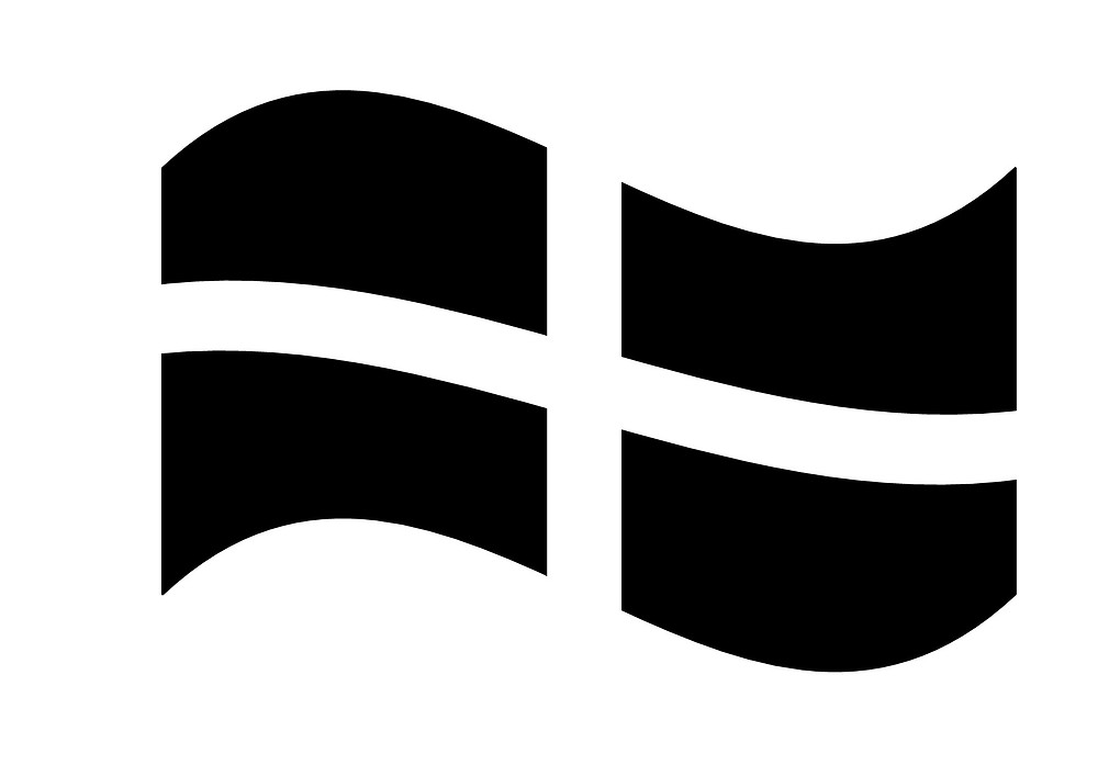 St Piran's Flag, Cornwall