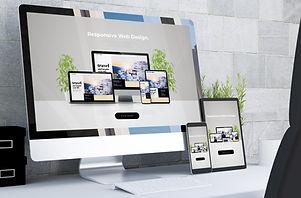 Webdesign mit Boom Marketing. Überzeugende online Präsenz für Selbständige und kleine Firmen