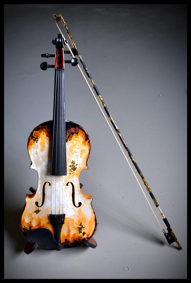 Midnight Sun Violin
