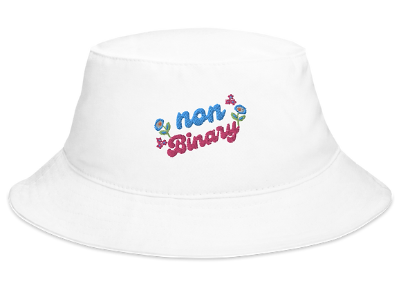 Non Binary Bucket Hat