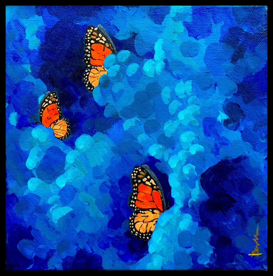Monarch - SOLD