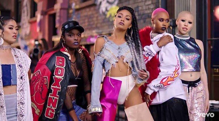 Little Mix 'Power' Video