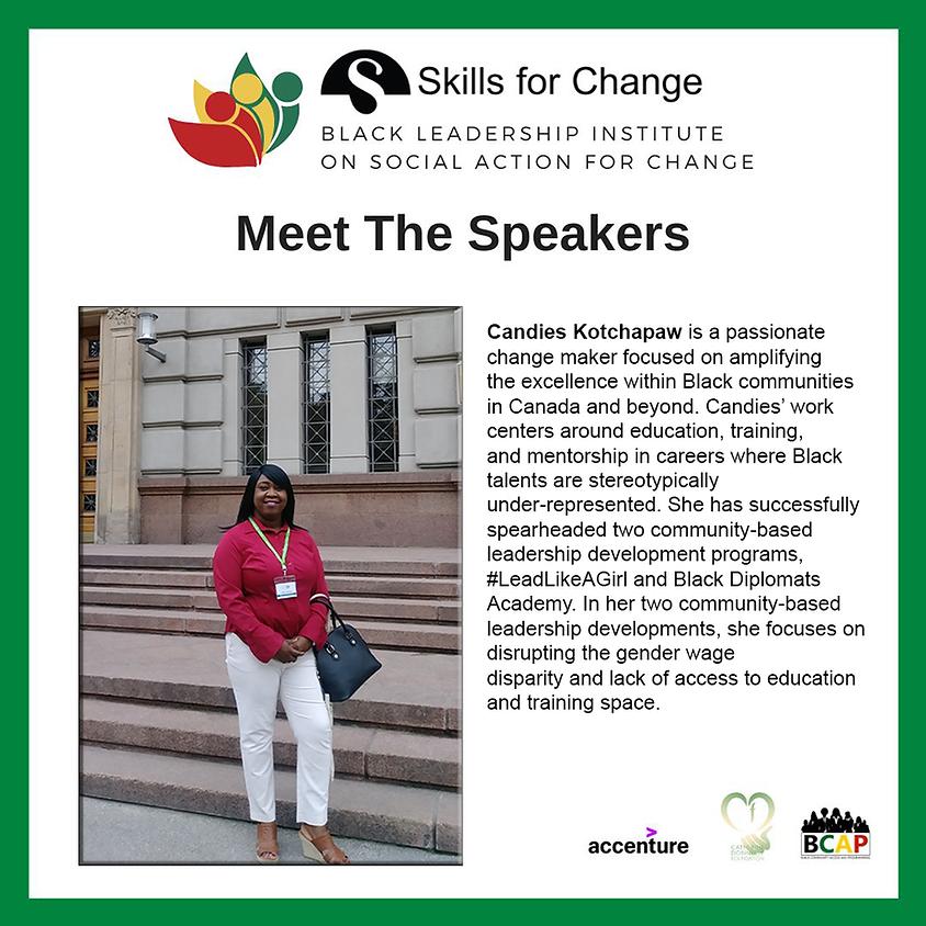 Black Leadership Institute of Social Action for Change (BLISC)