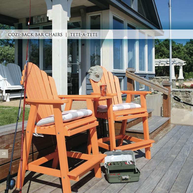 Outdoor-Poly-Amish-Furniture-Ohio - Outdoor Yard & Patio Furniture