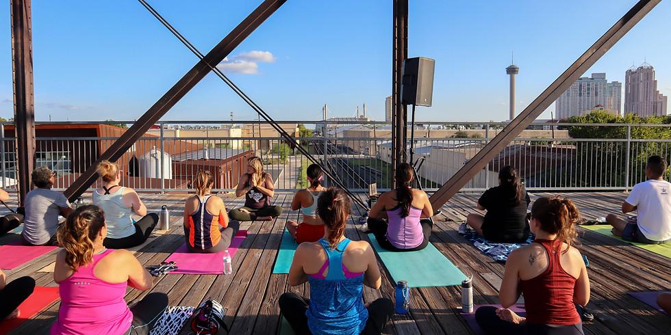 Educate 210: Teacher Yoga at the Pearl