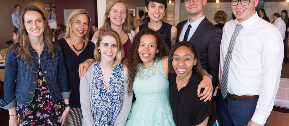 Congratulations to the 2019-2020 Trinity Master of Arts in Teaching Graduates