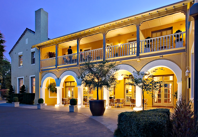 Springs Hotel Main Facade