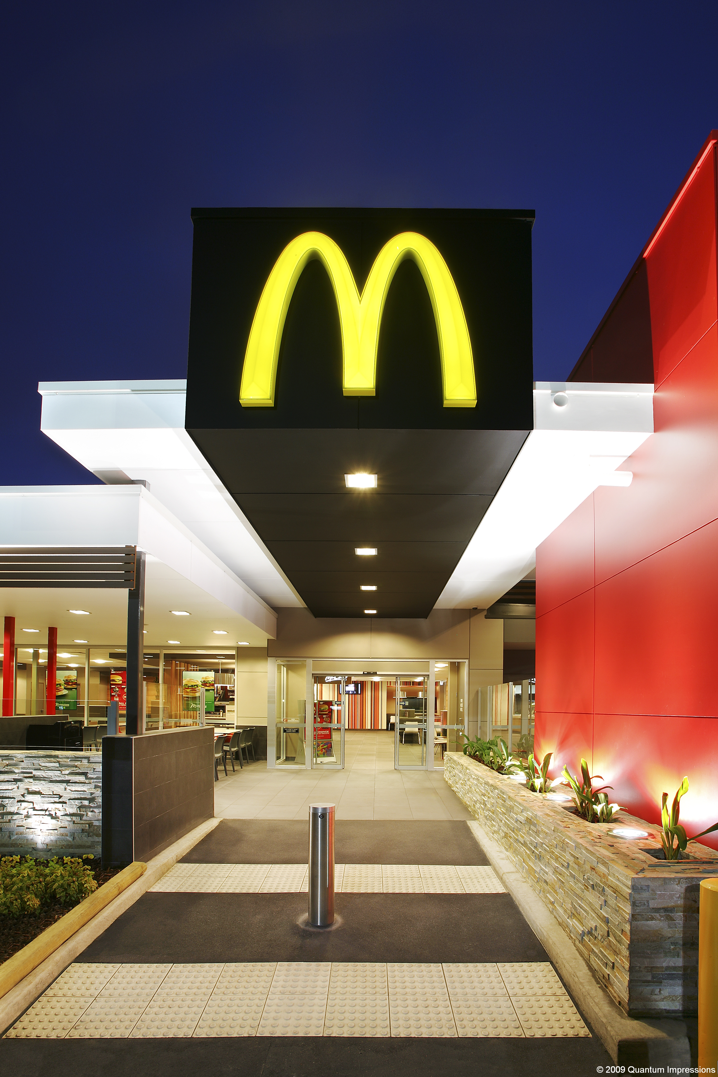 McDonalds Entry