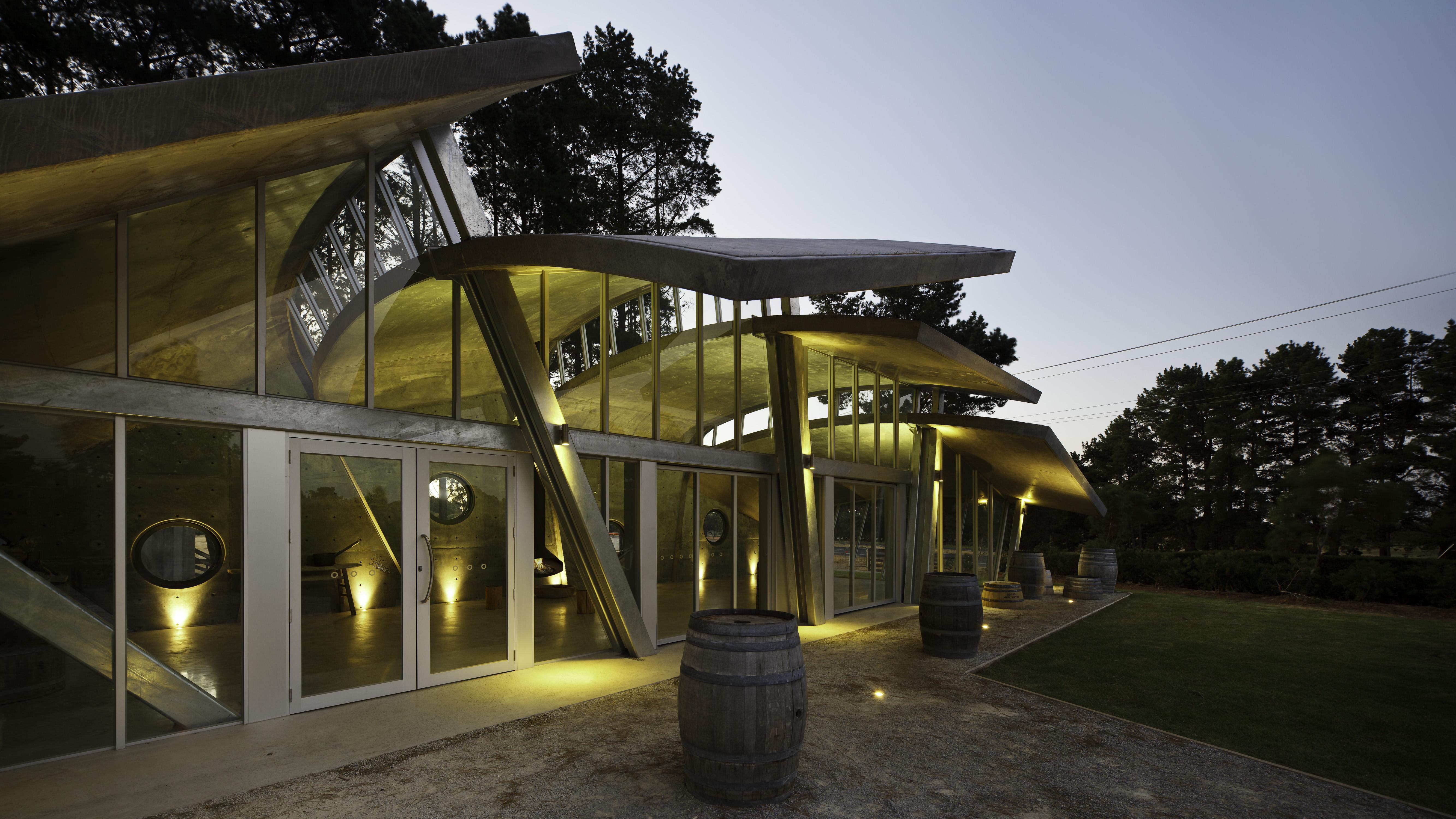 Leura Park Pavilion Entry
