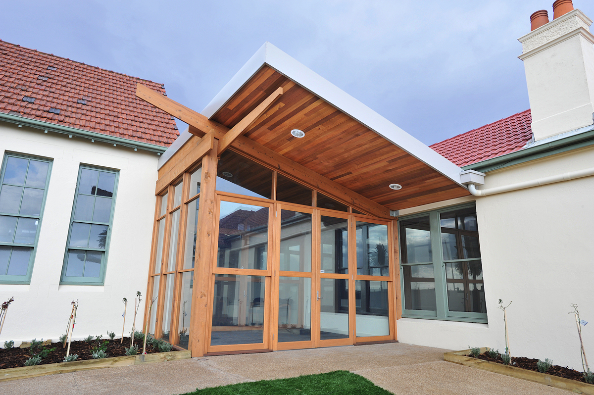 Brigidine Ministry Centre Entry