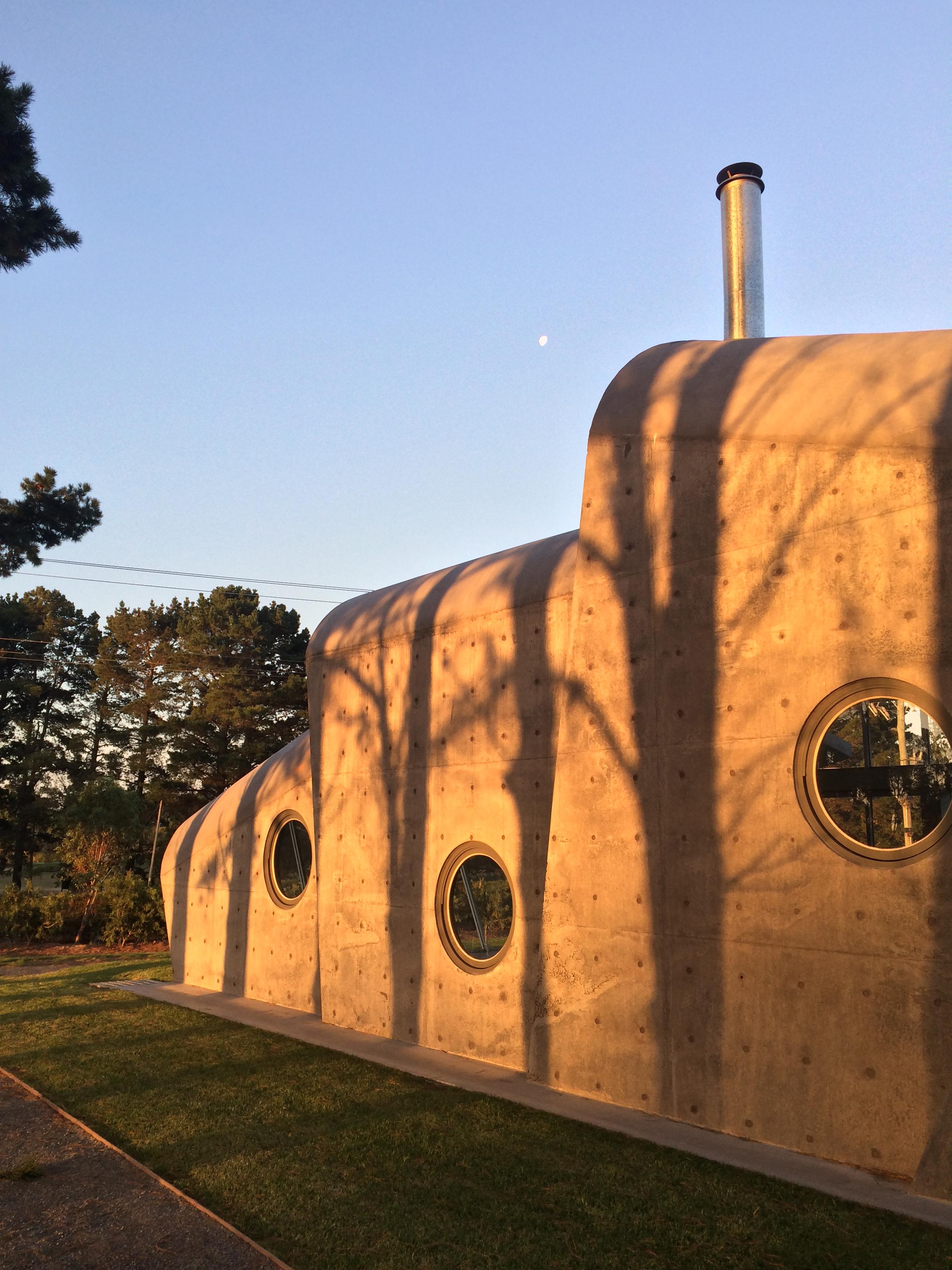 Leura Park Pavilion Back Side