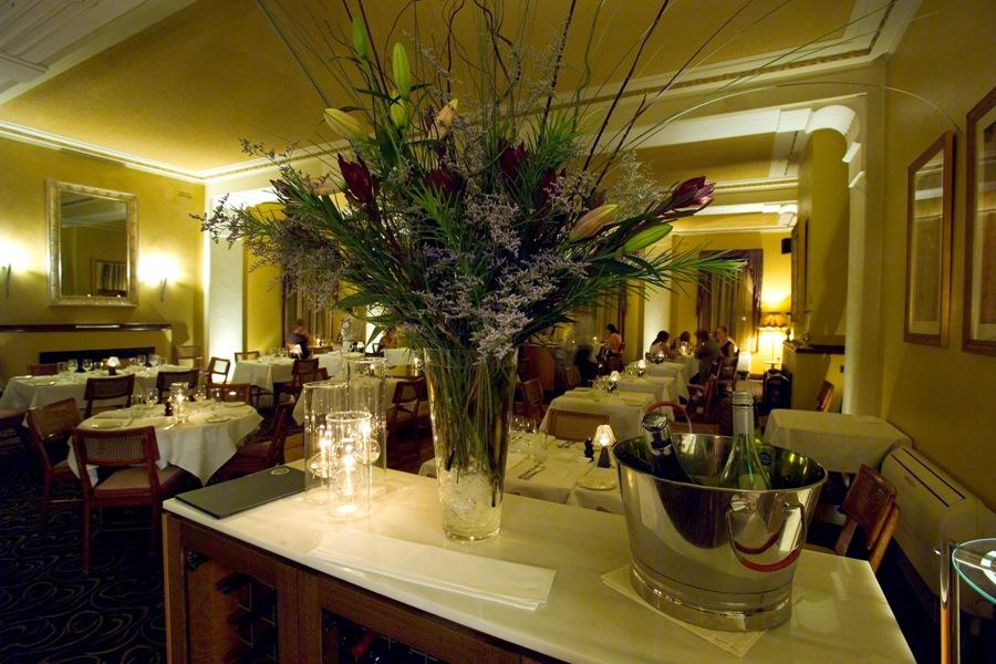 Springs Hotel Dining Room