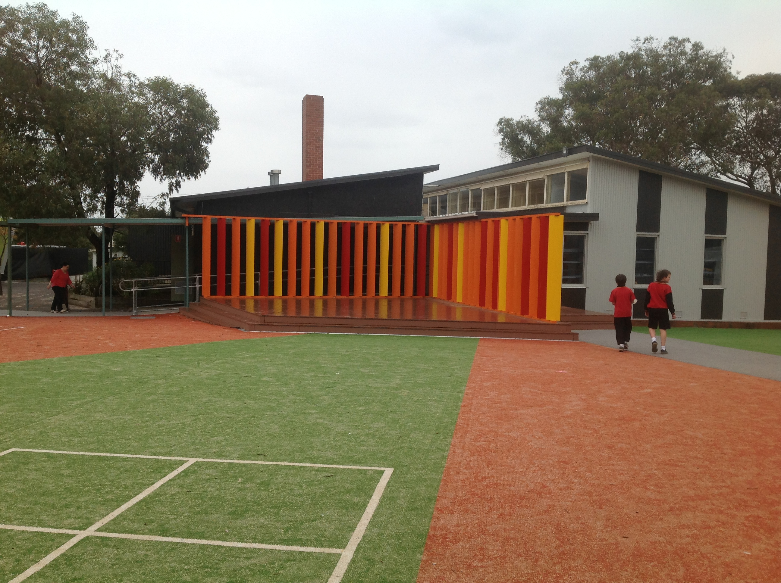 After Frankston Heights PS Exterior