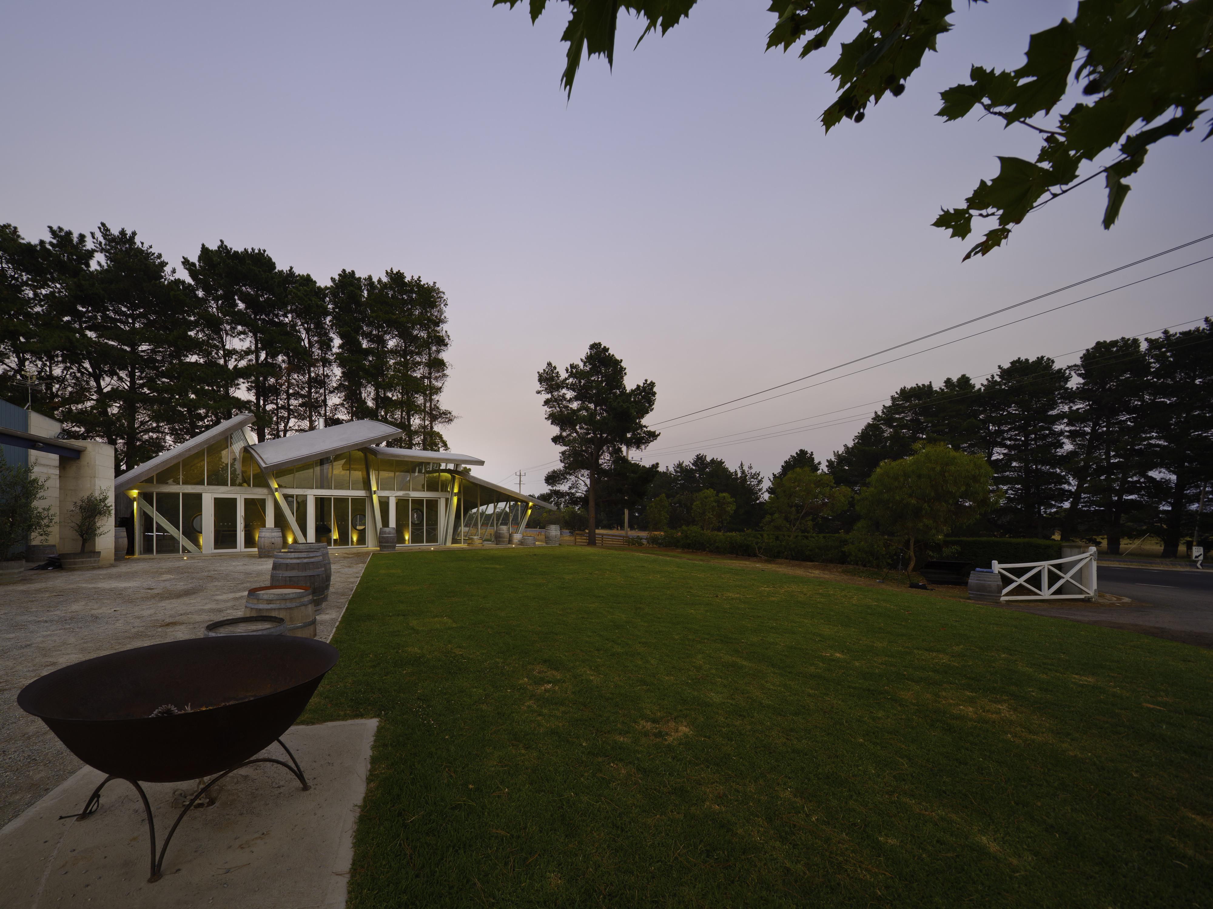 Leura Park Pavilion Lawn