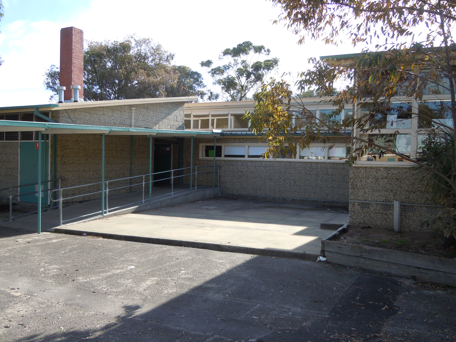 Frankston Heights PS Before