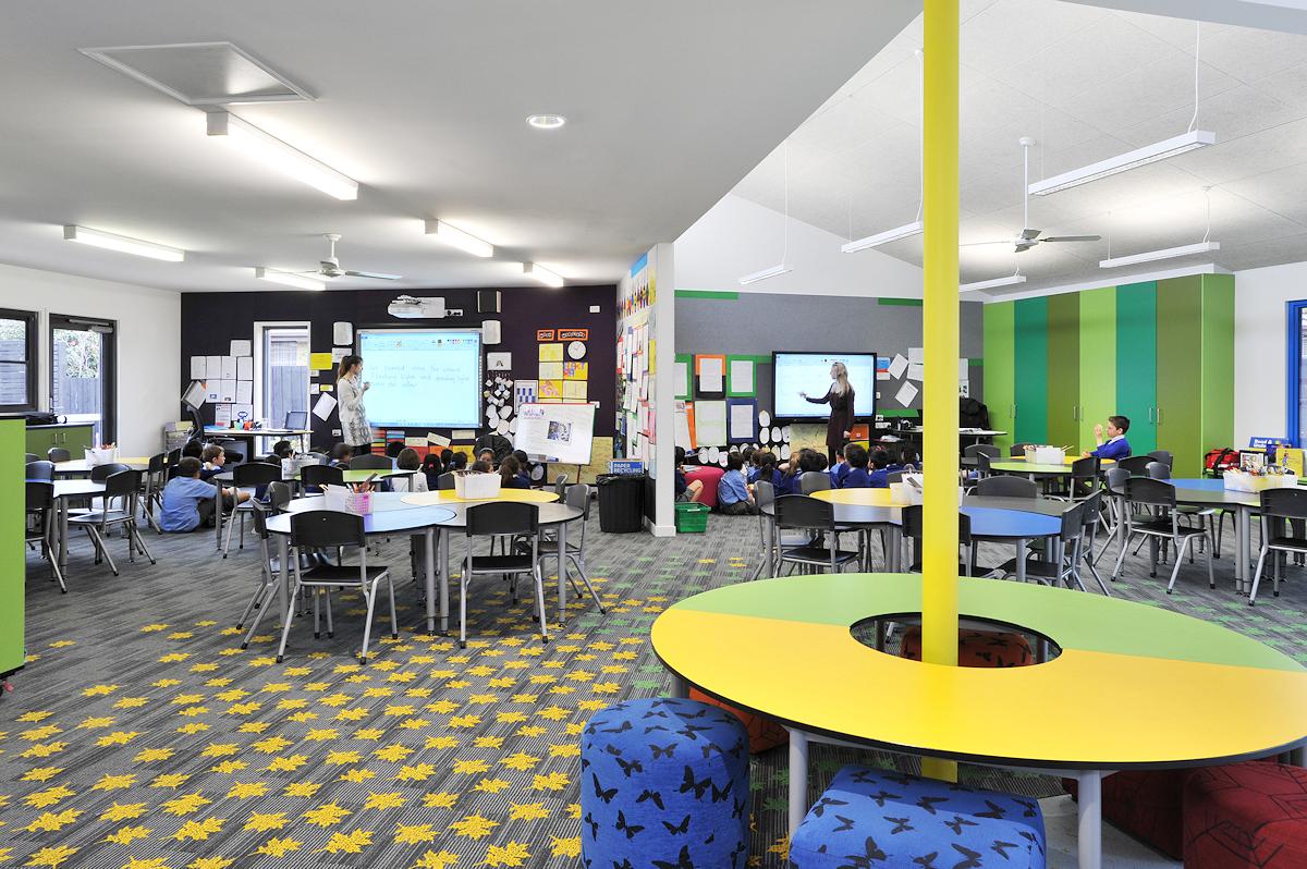 Corpus Christi 3/4 Classrooms