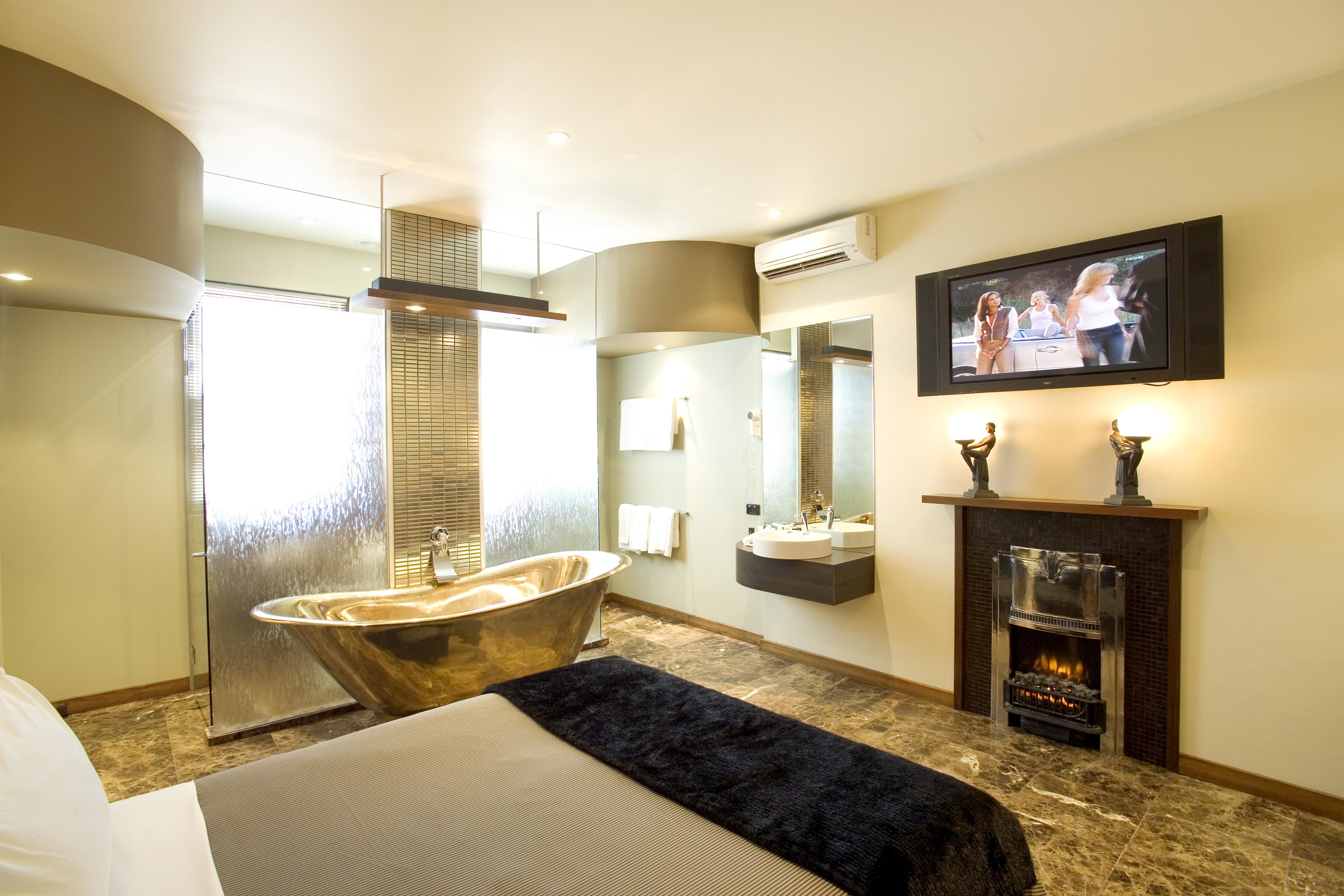 Springs Hotel Room