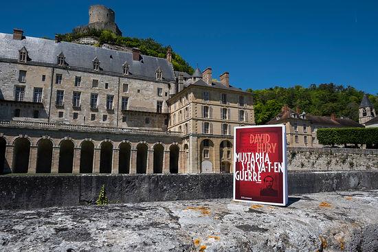Mustapha s'en va-t-en guerre de David Hury à La Roche-Guyon