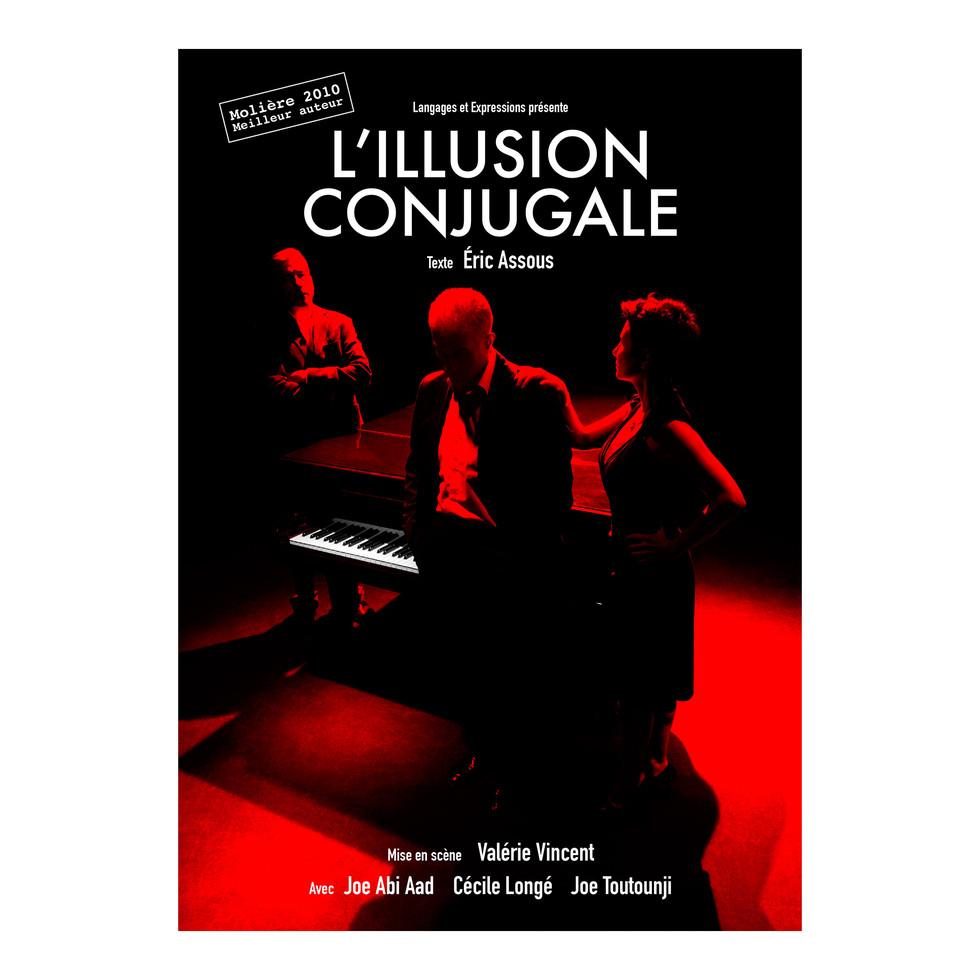 L'illusion conjugale, 2015.
