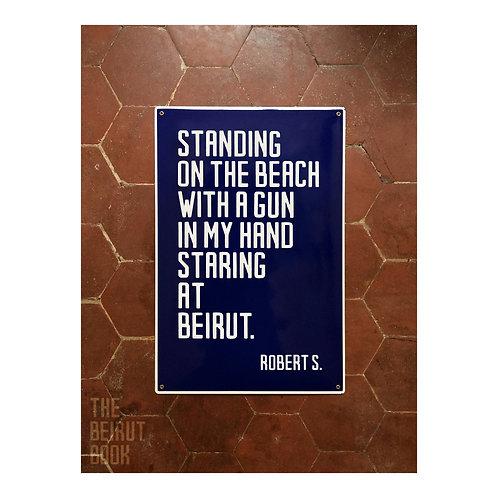 Robert S. vs. Beirut