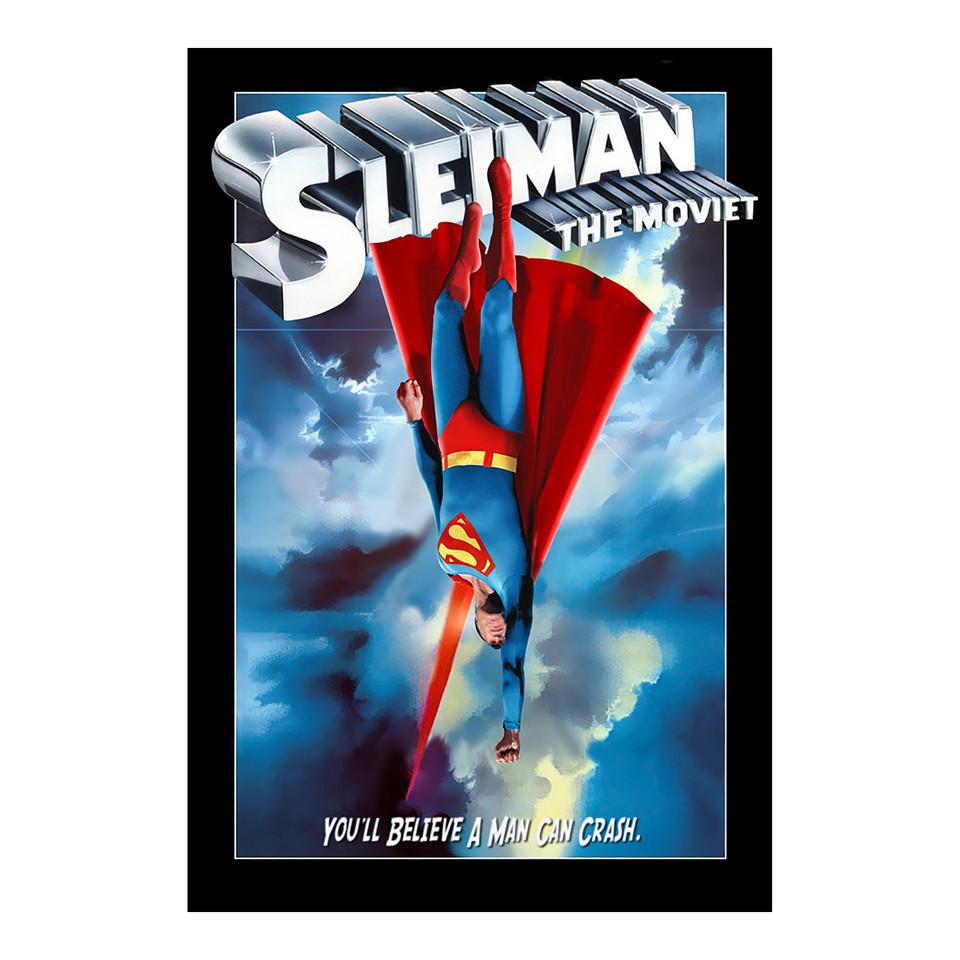 Sleiman The Moviet | Illustration de David Hury