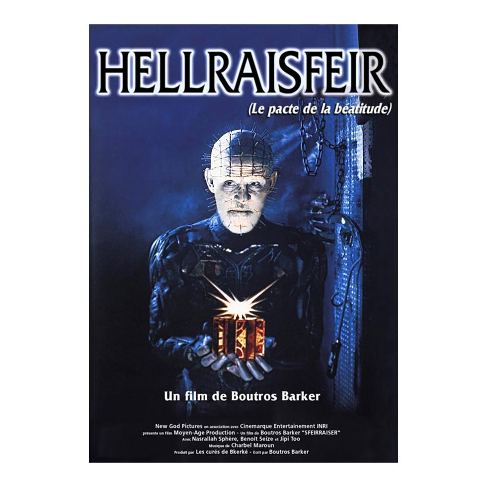 Hellraisfeir | Illustration de David Hury