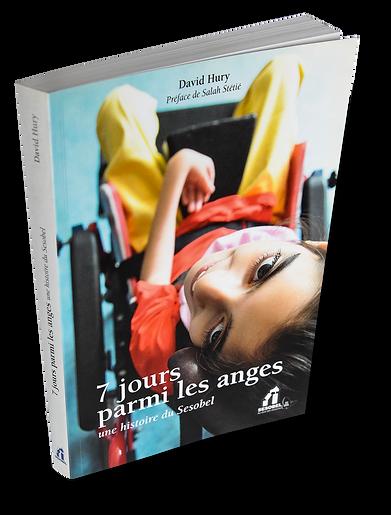 david hury,auteur,livre,7 jours parmi les anges,Sesobel