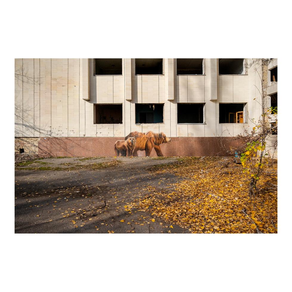 Pripyat, le fantasme de voir surgir des animaux sauvages.