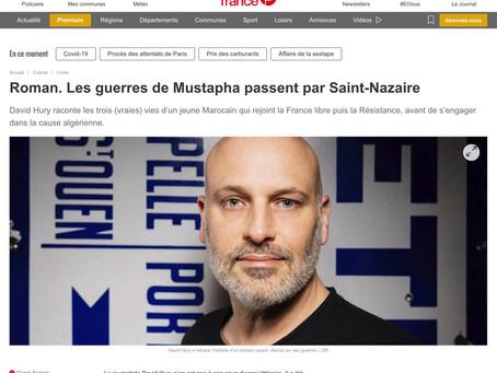Mustapha s'en va-t-en guerre (Ouest-France)