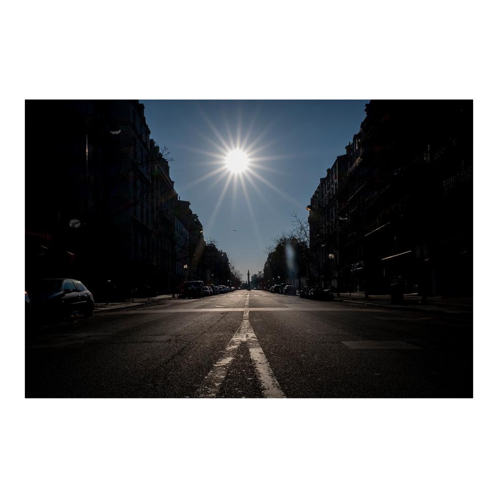 Paris After Humans #1
