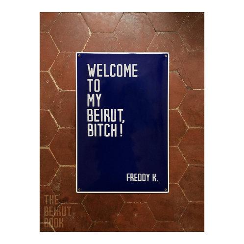 Freddy K. vs. Beirut