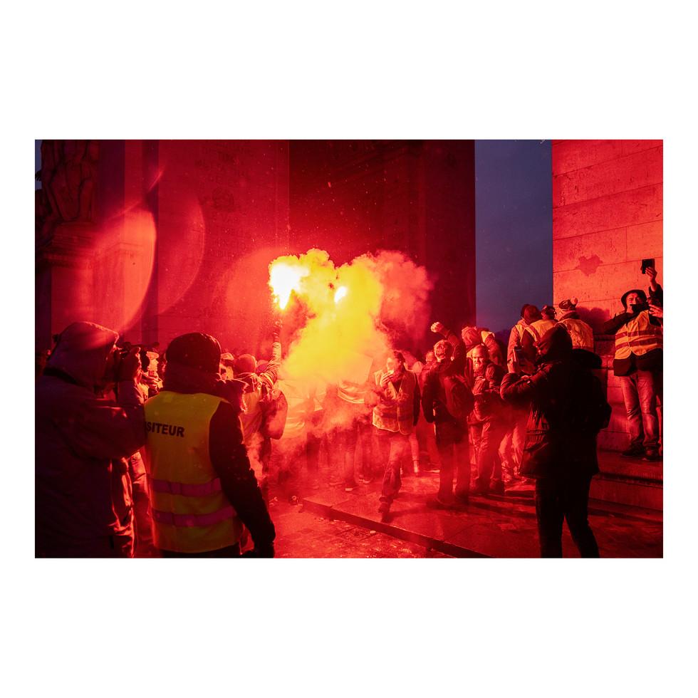 Gilets jaunes | Burning Man