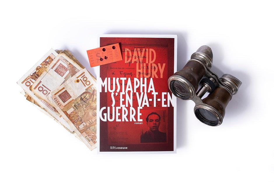 Mustapha s'en va-t-en guerre Mars 1951 David Hury