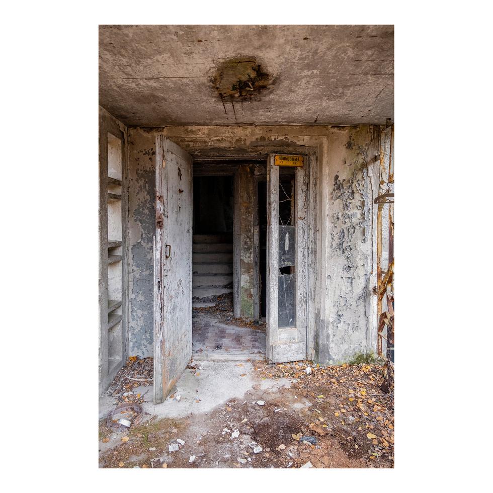 Pripyat, l'hôpital