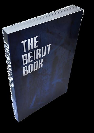 david hury,auteur,livre,the beirut book,tamyras